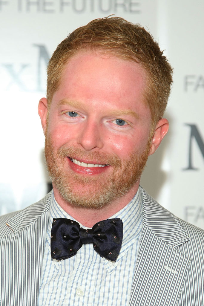 "Jesse Tyler Ferguson arrives as actress Elizabeth Banks is honored as Women In Film, MaxMara ""Face of the Future"" 2009 during a Cocktail Party at The Sunset Tower Hotel on April 29, 2009 in West Hollywood, California."