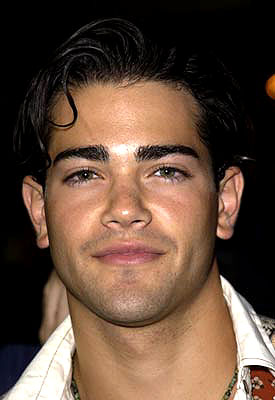 "Premiere: ""Passions"" star Jesse Metcalfe at the Westwood premiere of Warner Brothers' Summer Catch - 8/22/2001"