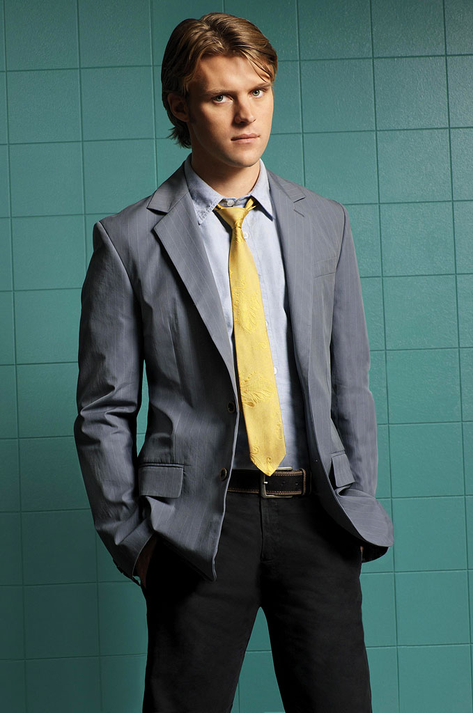 Jesse Spencer stars as Dr. Robert Chase on FOX Television Network's House.