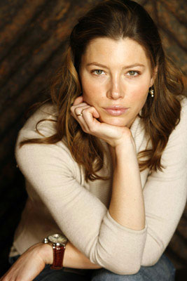 Jessica Biel 'The Illusionist' Portraits - 1/23/2006 2006 Sundance Film Festival