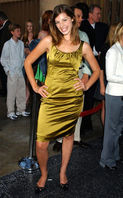 Premiere: Jessica Pare at the Hollywood premiere of MGM's Wicker Park - 8/31/2004