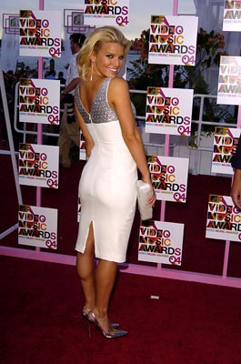 Jessica Simpson MTV Video Music Awards - 8/29/2004