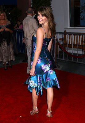 Premiere: Jewel Staite at the LA premiere for Universal Pictures' Serenity - 9/22/2005