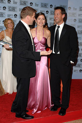 Felicity Huffman, Doug Savant, Jill Hennessy and James Denton 63rd Annual Golden Globe Awards - Press Room Beverly Hills, CA - 1/16/06