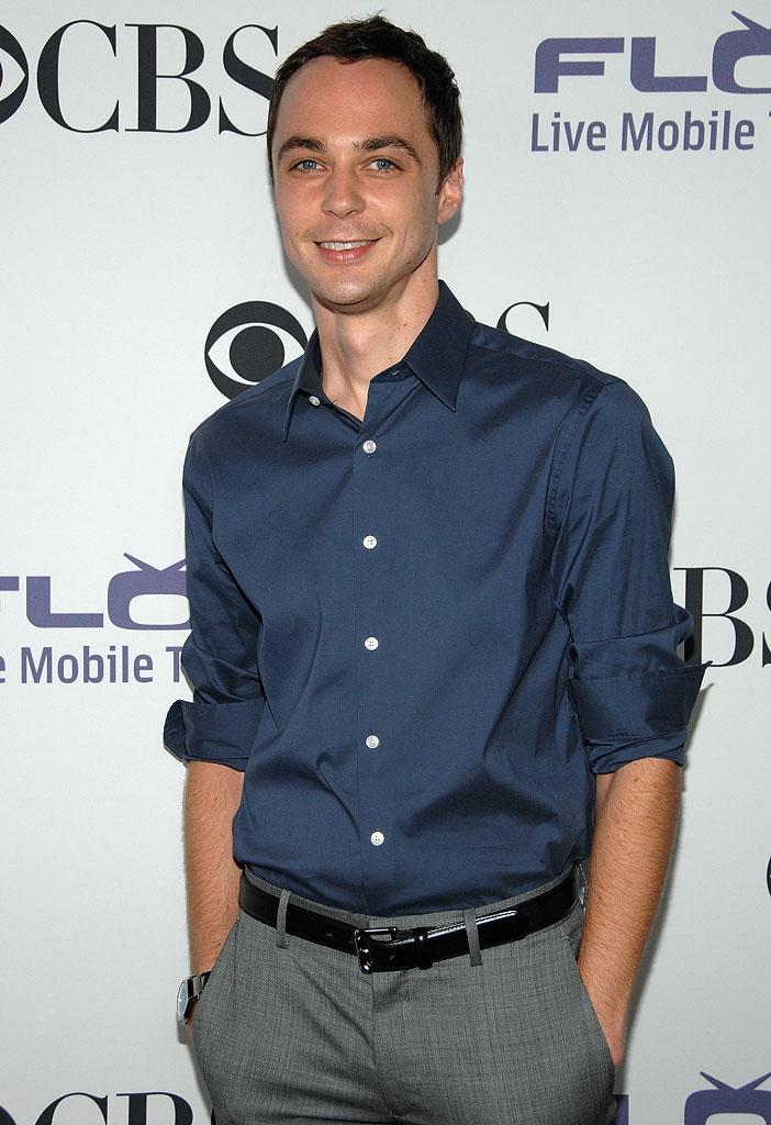 Jim Parsons arrives at the CBS Comedies season premiere party held at Area on September 17th, 2008 in Los Angeles, California.