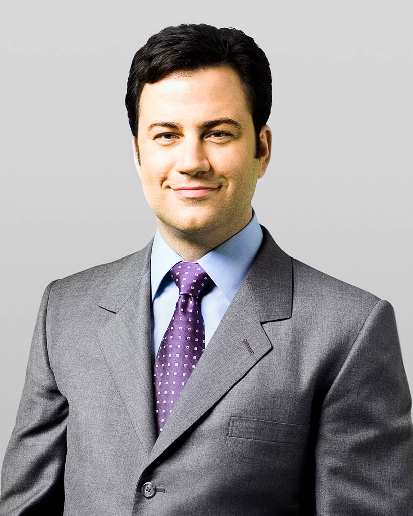 Jimmy Kimmel hosts Jimmy Kimmel Live on ABC