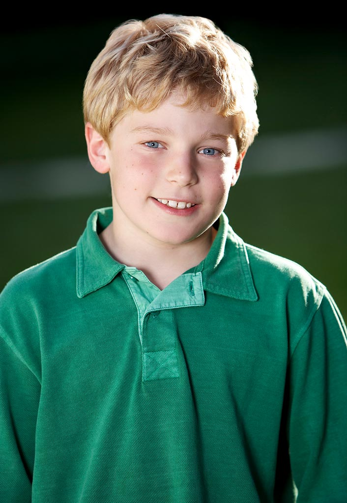 Jax Pinchak stars as Teddy Traylor on the ABC Television Network's Brothers & Sisters