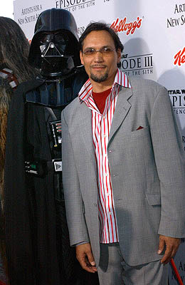 Premiere: Jimmy Smits at the LA premiere of 20th Century Fox's Star Wars: Episode III - Revenge of the Sith - 5/12/2005