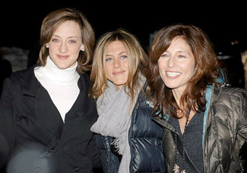 Joan Cusack, Jennifer Aniston and Catherine Keener Friends With Money Premiere - 1/19/2006 2006 Sundance Film Festival