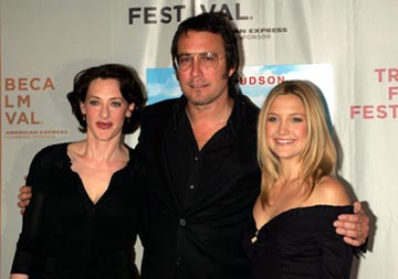 Joan Cusack, John Corbett and Kate Hudson Tribeca Film Festival, May 1, 2004