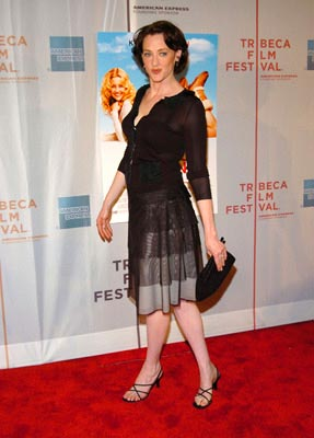 Joan Cusack Tribeca Film Festival, May 1, 2004