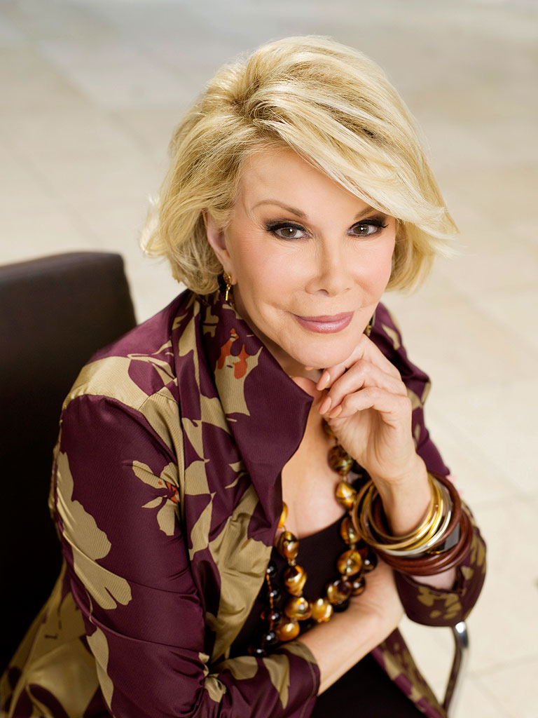 "Joan Rivers is signed up to compete in Season 2 of ""The Celebrity Apprentice."""