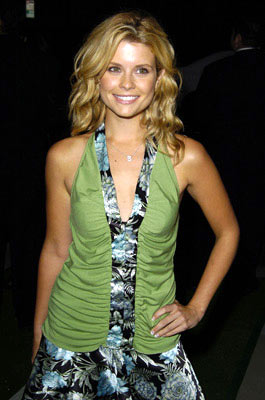 Premiere: JoAnna Garcia at the Beverly Hills premiere of Universal Pictures' Wimbledon - 9/13/2004