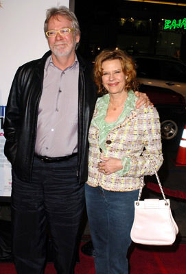 Premiere: Director John Pasquin and JoBeth Williams at the Hollywood premiere of Warner Bros. Pictures' Miss Congeniality 2: Armed and Fabulous - 3/23/2005