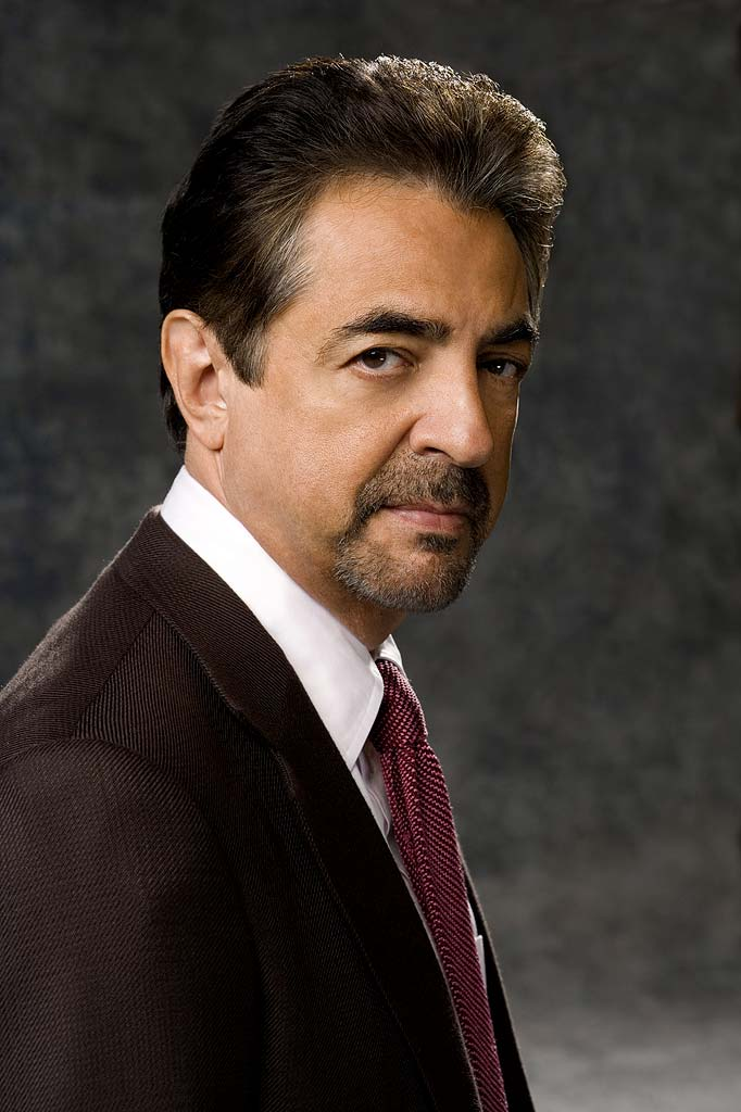 Joe Mantegna stars as FBI Special Agent David Rossi on Criminal Minds.