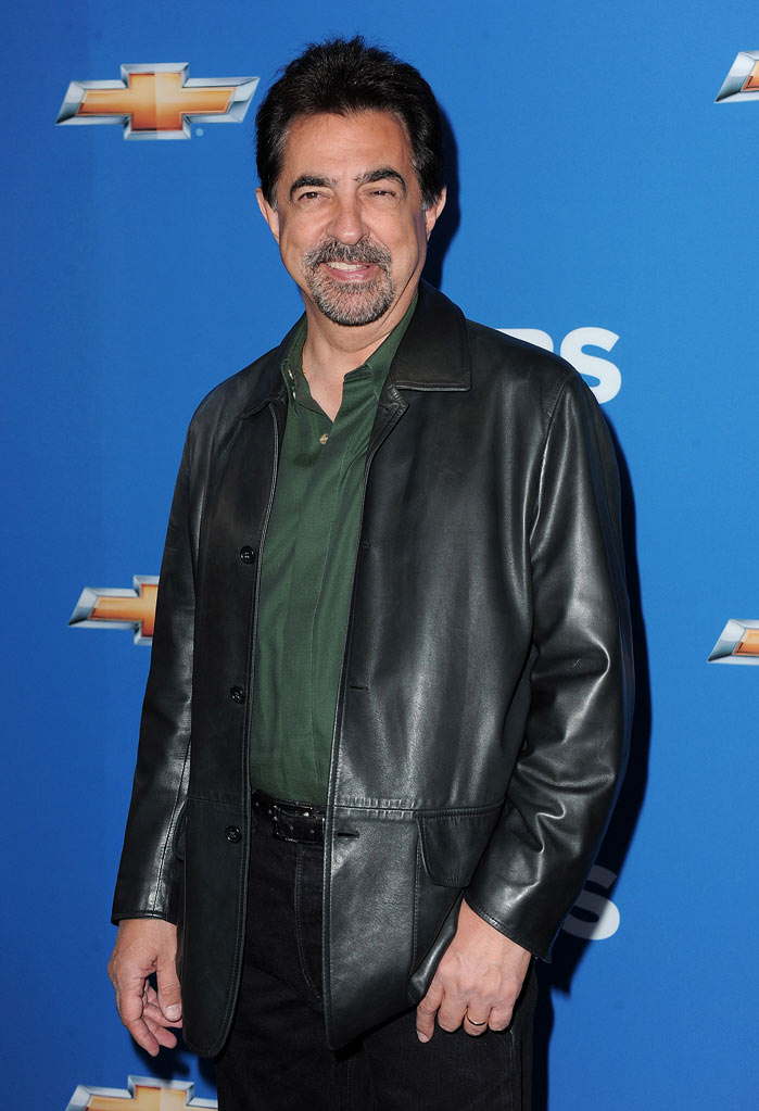 "Joe Mantegna of ""Criminal Minds"" arrives at the CBS Fall Season Premiere party at The Colony on September 16, 2010, in Los Angeles."