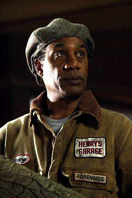 "Joe Morton as Henry Deacon Sci-Fi's ""Eureka"""