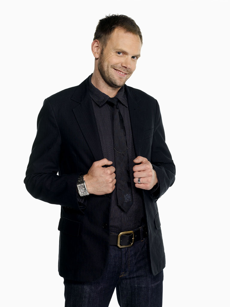 Joel McHale hosts The Soup on E!