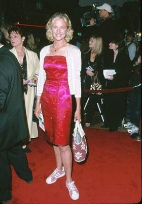 Premiere: Joely Richardson at the Westwood premiere of Fox Searchlight's A Midsummer Night's Dream - 4/26/1999