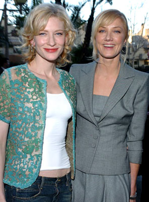 Cate Blanchett and Joely Richardson BAFTA/LA Tea Party - 1/15/2005 Park Hyatt Hotel, Los Angeles, CA