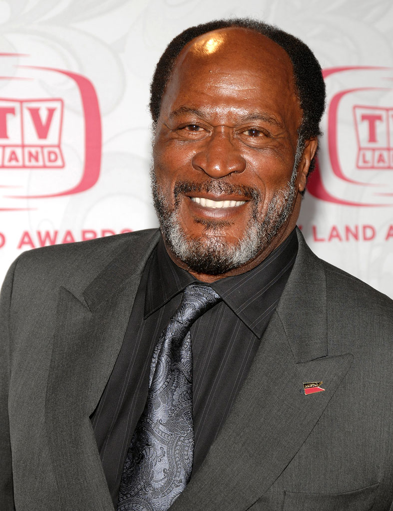 John Amos at the 5th Annual TV Land Awards.