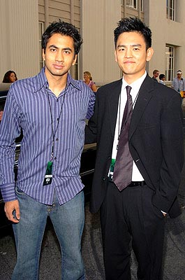 Kal Penn and John Cho MTV Movie Awards - 6/5/2004