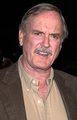 Premiere: John Cleese at the Hollywood premiere of MGM's Heartbreakers - 3/19/2001