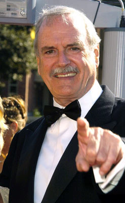 John Cleese 2004 Emmy Creative Arts Awards Arrivals - 9/12/2004