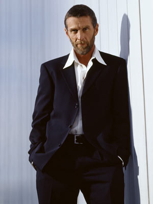 John Glover The WB's Smallville