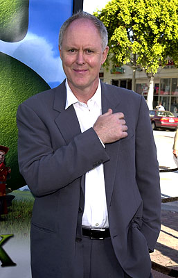 Premiere: John Lithgow at the Westwood, CA premiere of DreamWorks Pictures' Shrek - 4/22/2001