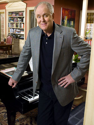 "John Lithgow as John Mason NBC's ""20 Good Years"""