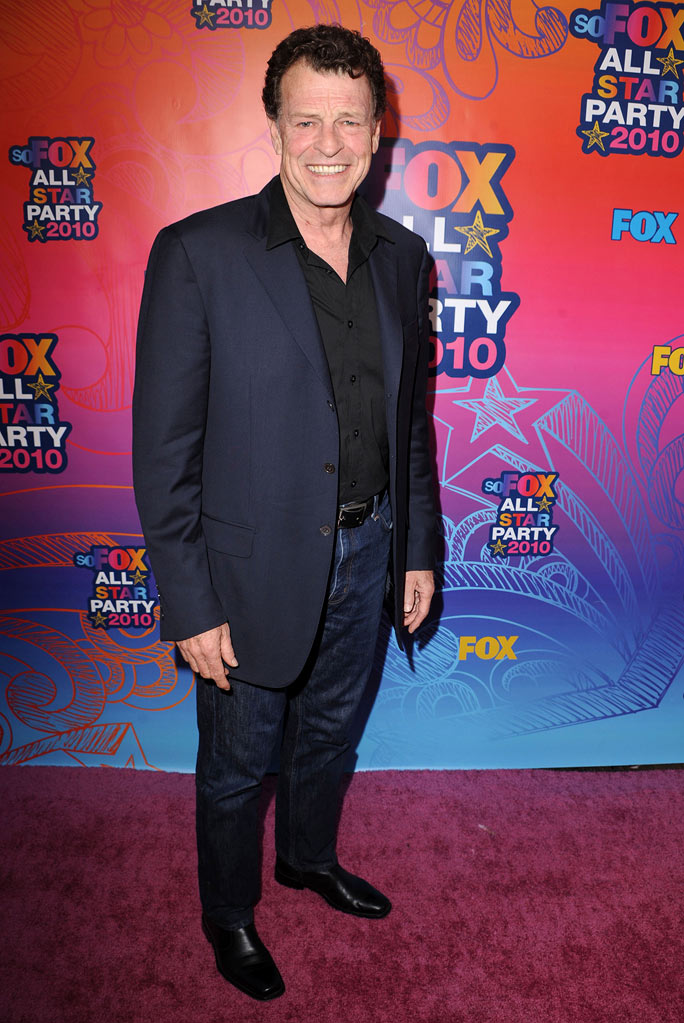 """Fringe's"" John Noble arrives at the Fox 2010 Summer TCA All-Star Party on August 2, 2010 in Santa Monica, California."