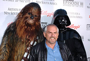 Premiere: John Ratzenberger at the LA premiere of 20th Century Fox's Star Wars: Episode III - Revenge of the Sith - 5/12/2005