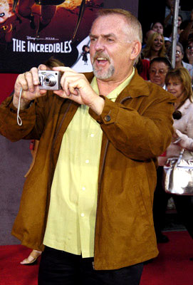 Premiere: John Ratzenberger at the Hollywood premiere of Disney and Pixar's The Incredibles - 10/24/2004