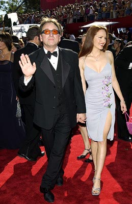 John Ritter and Amy Yasbeck Emmy Awards - 9/22/2002
