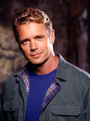John Schneider The WB's Smallville