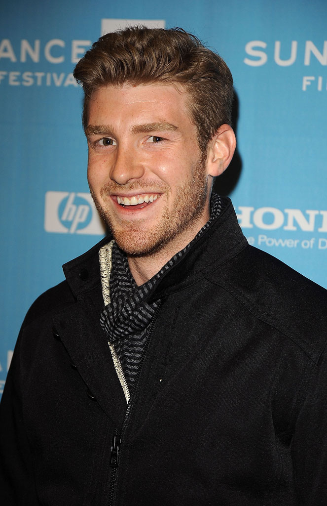 "Jon Foster attends the premiere of ""The Messenger"" during the 2009 Sundance Film Festival at Eccles Theatre on January 19, 2009 in Park City, Utah."