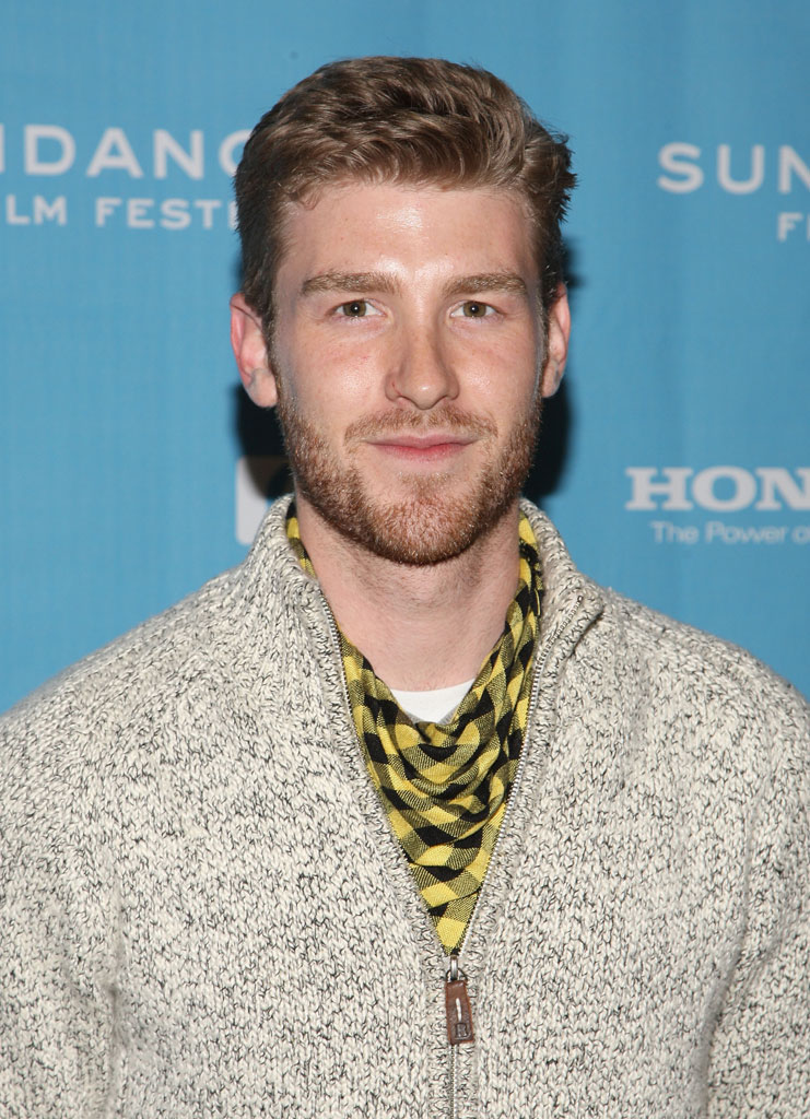 "Jon Foster attends the premiere of ""The Informers"" held at the Eccles Theatre during the 2009 Sundance Film Festival on January 22, 2009 in Park City, Utah."