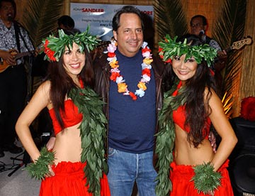 Premiere: Jon Lovitz at the LA premiere of Columbia's 50 First Dates - 2/3/2004