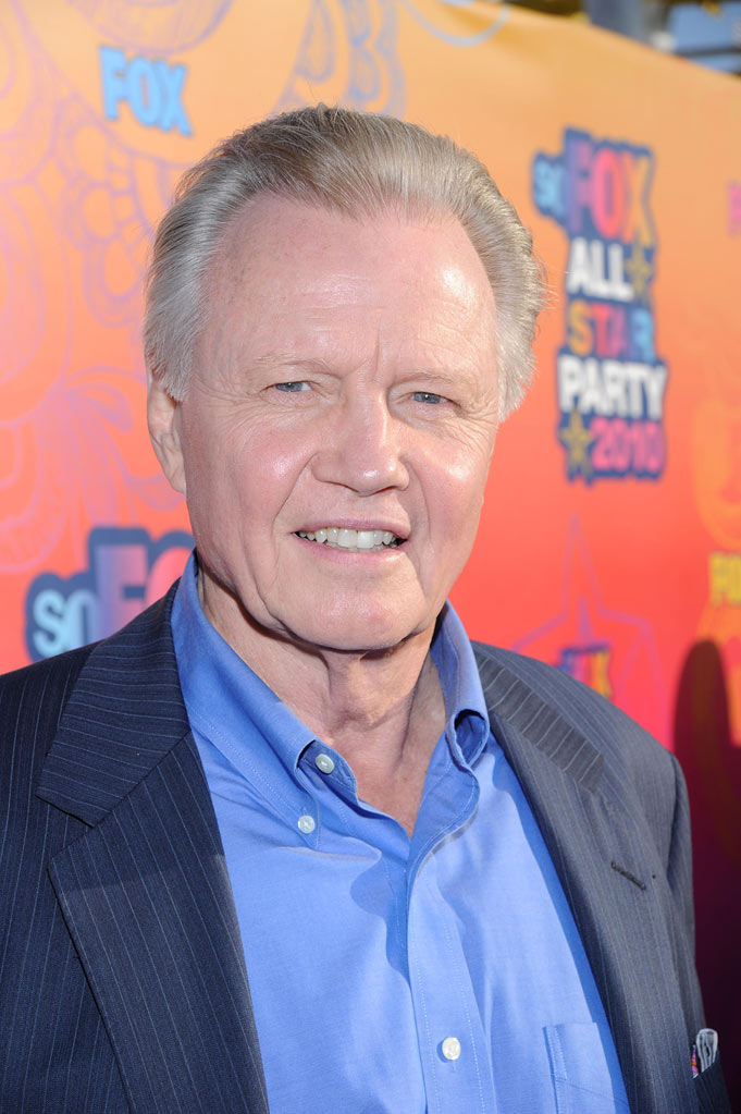 """Lone Star's"" Jon Voight arrives at the Fox 2010 Summer TCA All-Star Party on August 2, 2010 in Santa Monica, California."