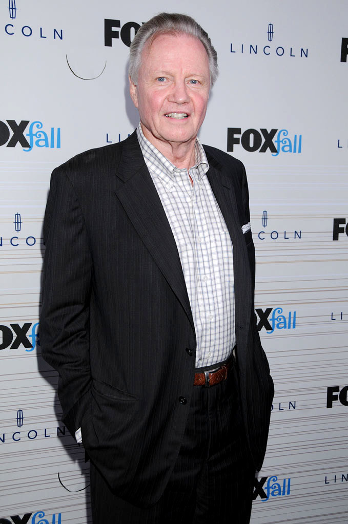 "John Voight of ""Lone Star"" arrives at the 2010 Fox Fall Eco-Casino party on September 13, 2010, at Boa in West Hollywood."