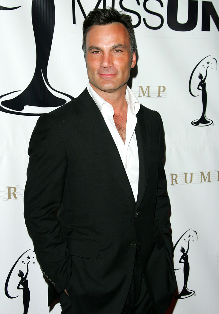 Jonathan Antin attends the 2007 Miss USA Competition at the Kodak Theater in Hollywood, California on March 23, 2007.