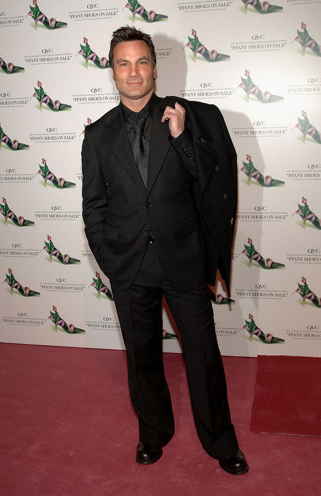 "Jonathan Antin attends the ""FFANY Shoes On Sale"" Benefit For Breast Cancer hosted By QVC at Pier 94 October 26, 2005 in New York City."