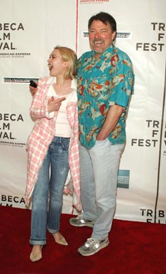 Sophia Myles and Jonathan Frakes Tribeca Film Festival, May 8, 2004