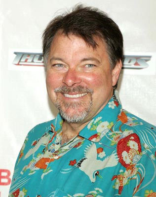 Jonathan Frakes Tribeca Film Festival, May 8, 2004