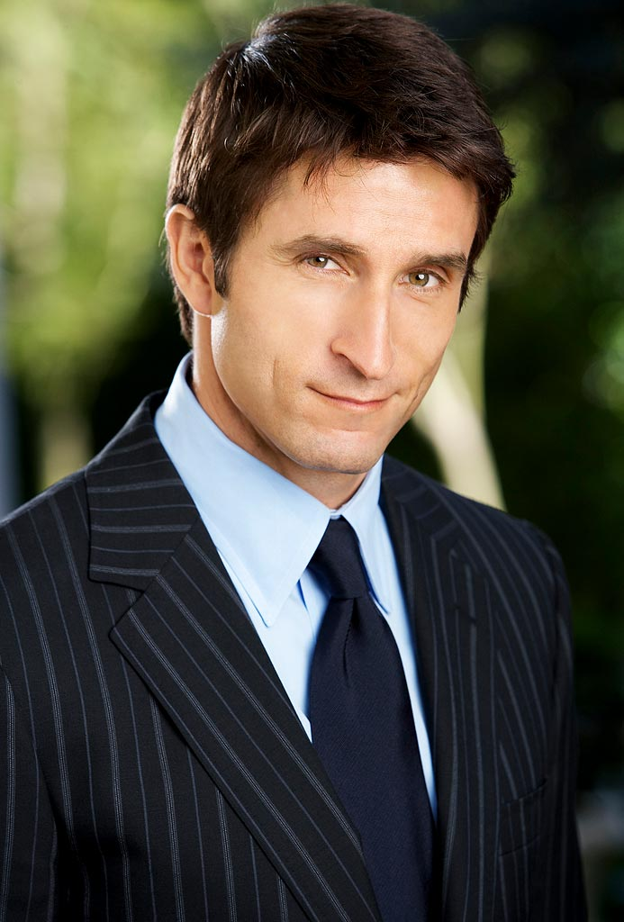Jonathan LaPaglia stars as Bryan March on the ABC Television Network's Brothers & Sisters