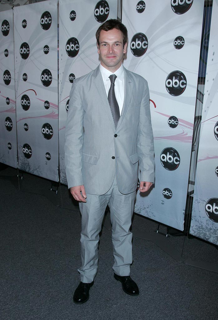 Johnny Lee Miller at the 2007 ABC UpFront.