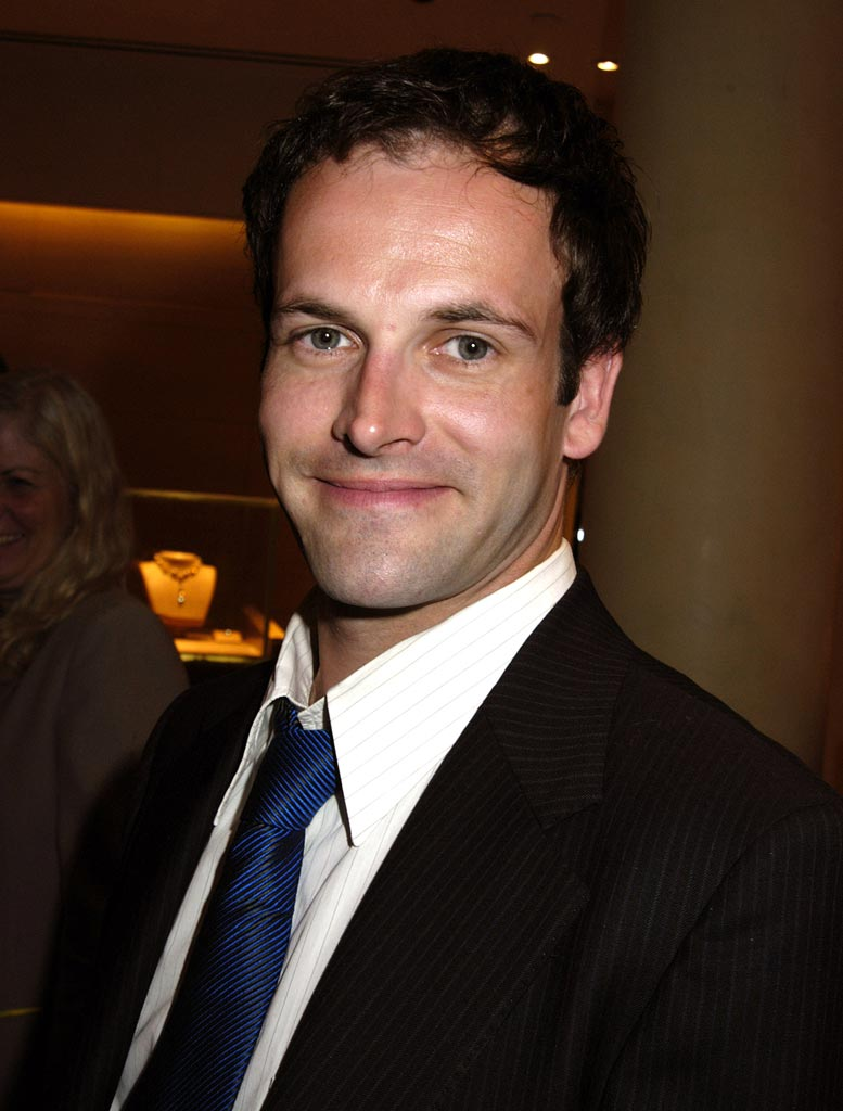 "Johnny Lee Miller attends the NBC and Venice Magazine Celebrate ""Heist"" Debut at Rodeo Drive's Bvlgari."