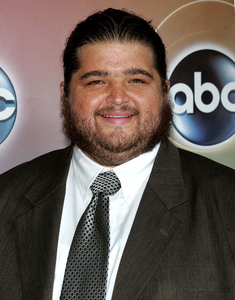 Jorge Garcia at the ABC Upfront 2006-2007.