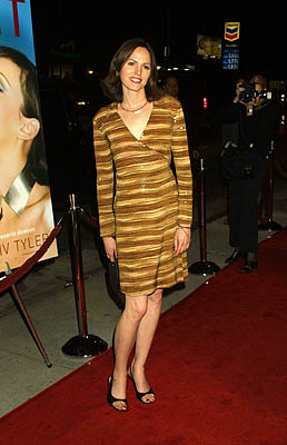 Premiere: Jorja Fox at the Los Angeles premire of Newmarket Films' Memento - 3/13/2001
